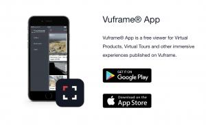 VUframe App