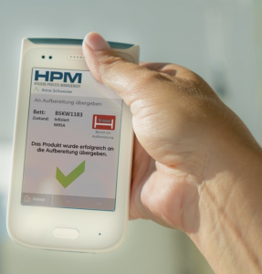 The Clinaris Hygiene Process Management (HPM) App