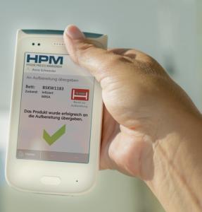 The Clinaris Hygiene Process Management (HPM) App