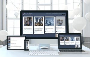Vuframe: Create Virtual Product Demonstrations, Virtual Tours, Augmented Catalogs, VR Cinemas, Augmented Reality Browsers, Virtual Maps and much more.